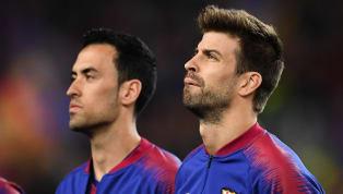 Tiền vệ hàng đầu Barcelona là Sergio Busquets tuyên bố, anh đã có kế hoạch chuyển đến MLS thi đấu và chắc chắn không giải nghệ ở Nou Camp. Xem mọi tin tức về...
