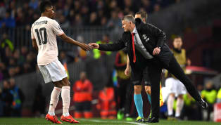 iver An 18-year-old Marcus Rashford burst onto the scene as he bagged himself a brace on his debut in the Europa League against FC Midtjylland in February...