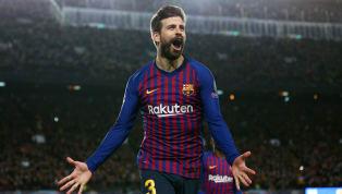 Gerard Piqué no solo fue noticia por el gol que anotó frente al Olympique de Lyon en el partido de vuelta de octavos de final de la Champions League, sino...