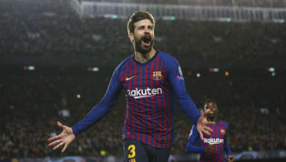 ​Gerard Pique believes his form at Barcelona has improved this season as a direct result of retiring from the rigours of international football with Spain...