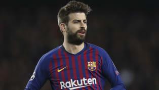 Nach seinem Rücktritt aus der spanischen Nationalelf spielte Gerard Pique am Montag für Katalonien im inoffiziellen Länderspiel gegen Venezuela. Der...