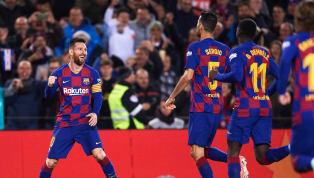 Lionel Messixứng đáng điểm số cao nhất trong chiến thắng 4-1 của Barcelona trước Celta Vigo ở trận cầu vòng 12 La Liga rạng sáng 10.11. Xem thêm tin về...