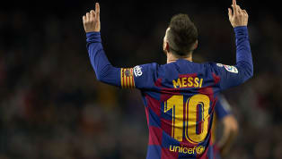 Lionel Messi scored a hat-trick -including a brace of gloriousfree-kicks - in Barcelona's 4-1 winagainst Celta Vigo on Saturday evening. In doing so, he...