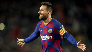 Barcelona manager Ernesto Valverde has confessed having Lionel Messi is a huge advantage, after the Argentine netted his 50th goal of the calendar year in...