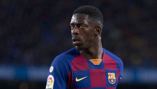 Ousmane Dembélé's return from injury has been delayed after the Frenchman sustained a minor thigh problem during a training session with his Barcelona...