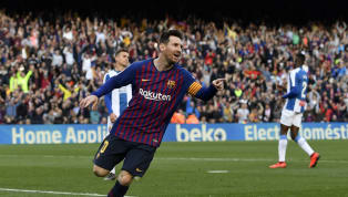 ​Ernesto Valverde has insisted Lionel Messi could succeed anywhere in world football after his double earned Barcelona a 2-0 win over local rivals Espanyol at...