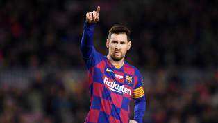 Barcelona hủy diệt Mallorca với tỉ số 5-2 trong trận cầu mà Lionel Messi lập hat-trick ngay sau ngày nhận Quả Bóng Vàng. Quả Bóng VàngLionel Messighi ba...
