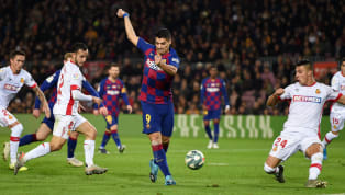 ​Barcelona striker Luis Suárez has called his outrageous backheel strike in Saturday's 5-2 win over Mallorca was the best goal he has ever scored in his...