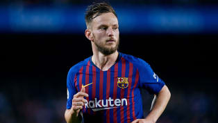 Barcelona Confirm Ivan Rakitic's Hamstring Injury as Croatia Returns From International Duty