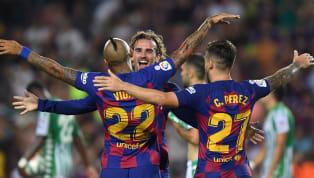 Bousculé d'entrée par une réalisation de Nabil Fekir, le Barça a parfaitement maîtrisé son adversaire par la suite. Il n'y avait pourtant pas de Lionel Messi...