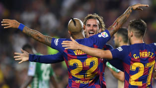 ​Arturo Vidal has admitted that Antoine Griezmann's integration into the Barcelona team has been 'difficult' ever since making the move to Catalonia from...