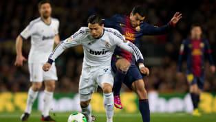 Tiền đạo Pedro đã từng khiến cho siêu sao Cristiano Ronaldo phải 'cứng họng' trong lần chạm mặt nhau khi cả 2 còn thi đấu cho 2 đội bóng đối địch Barcelona...