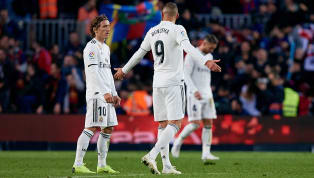 Picking the Best Potential Real Madrid Lineup to Face Real Valladolid in La Liga on Saturday