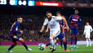 ElReal Madridrecibe alFC Barcelonael próximo domingo a partir de las nueve de la noche, hora española, en el Santiago Bernabéu con el único objetivo de...