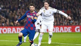 Trung vệ đội trưởng Sergio Ramos mới đây đã dành những lời khen ngợi cho người đồng nghiệp Lionel Messi trước thềm cuộc đối đầu giữa Real Madrid và Barcelona...