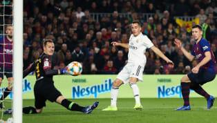 Pour le compte de la demi-finale aller de la Coupe du Roi, leBarçarecevait leReal Madridpour le premier des trois Clasico programmés en un mois. Dans...
