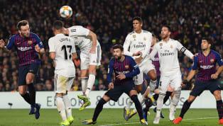 Programmé le 2 mars, le prochain Clasico en Liga aura vu les deux équipes s'affronter à deux reprises en février pour le compte des demi-finales de Coupe du...
