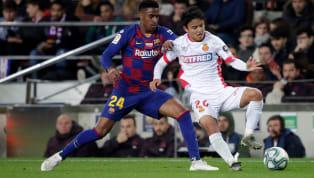 En el partido que disputaron ayer el Barcelona y el Mallorca en el Camp Nou (5-2), cada vez que Take Kubo tocaba la pelota los aficionados del conjunto...