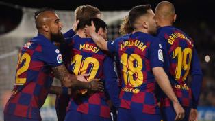 El Barcelona se ha colocado como líder de la liga después de una sufrida victoria hoy ante la Real Sociedad en el Camp Nou (1-0). Los azulgrana avisaron...