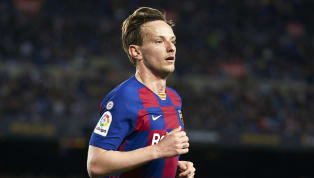 Barcelona midfielder Ivan Rakitic has said he has every intention of renewing his contract in Catalunya...but if he can't, then he wouldn't say no to a return...