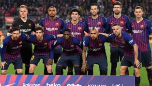 La Champions League regresa para el FC Barcelona que se medirá en estos octavos de final al Olympique de Lyon. Este es el posible once con el que los...