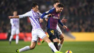 İspanya La Liga ekiplerinden Real Valladolid'in formasını terleten Türk futbolcu Enes Ünal, 22 yaşına girdi. Bordo-beyazlı ekip, resmi Twitter hesabından...