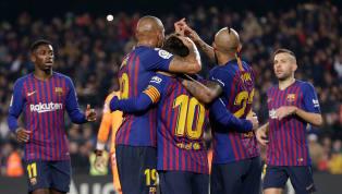 Avant la rencontre cruciale face à l'Olympique Lyonnais en huitième de finale de la Ligue des Champions, leFC Barceloneaccueillait Valladolid pour...