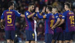 Barcelona tetap berada di puncak klasemen La Liga 2018/19 dengan selisih lima poin dari pesaing terdekatnya, Atletico Madrid di pekan ke-19. Tim tuan rumah...