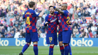 ebut Barcelona were flattered slightly by the 5-0 scoreline as they dispatched Eibar on Saturday afternoon, a Lionel Messi masterclass the difference between...