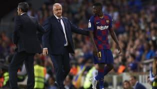 La soirée avait si bien commencé pourOusmane Dembélé... Enfin débarrassé de ses blessures et titularisé face au Séville, le Français a marqué un superbe...