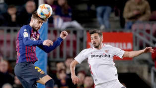News Sevilla host Barcelona in La Liga at the Ramon Sanchez-Pizjuan Stadium in what will be the fifth and final meeting between the two sides this season. Los...