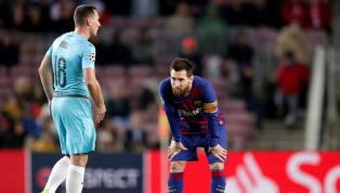 Một video chứng minh Lionel Messi không hề làm lơ cầu thủ của Slavia Prague sau khi trận đấu giữa Barca và Prague kết thúc với tỉ số 0-0. Không ăn mừng, Son...