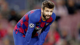 ​Barcelona centre back Gerard Pique has admitted that his club's performances this season have not been up to their own high standards. The defender has...