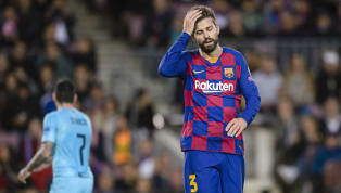"""Barcelonastar, Gerard Pique has asked the club's supporters to be """"patient"""" after they were held to a0-0 draw by Slavia Praha in the UEFA Champions..."""