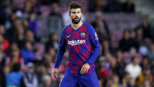 ​Barcelona defender Gerard Piqué has admitted that he plans to retire from football when his current contract expires in 2022. The 32-year-old remains a vital...