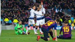 Barcelona 1-1 Tottenham Hotspur: Lolos dari Lubang Jarum, The Lilywhites ke-16 Besar UCL