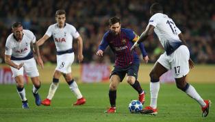 Rating Pemain Barcelona kala Menjamu Tottenham di Camp Nou: Dembele Gantikan Peran Messi