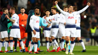Tottenham Hotspur pulled off a stunning comeback to qualify for the Champions League knockout stages on Tuesday, with a point against Barcelona at Camp Nou...