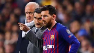 MegabintangBarcelona,Lionel Messi, berstatus salah satu pemain terbaik dunia karena kemampuan dan kualitas yang sukses mempersembahkan trofi kolektif...