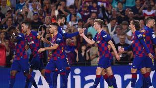 Barcelonađè bẹp Valenciav với tỉ số 5-2 trong trận câu vòng 4La Ligakhuya 14.9 vừa qua, trong ngày mà hai tân binh Frenkie de Jong và Antoine Griezmann...