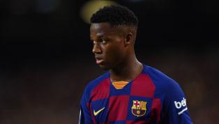 Alors qu'il a largement contribué au succès du FC Barcelonecontre Valence,Ernesto Valverde s'est montré très admiratif de la prestation aboutie d'Ansu Fati....