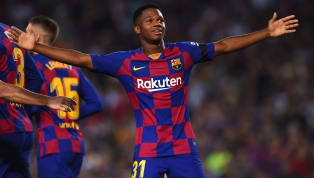 ​Ernesto Valverde struggled to find the adequate words to describe Ansu Fati after the Barcelona teenager contributed to a goal and an assist in his first...