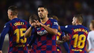 Luis Suárez ha avanzado puestos en el top de los máximos goleadores del Barcelona en la historia de LaLiga. El charrúa salió para jugar media hora contra el...