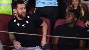 DerFC Barcelonabangt vor dem ersten Gruppenspiel in derChampions LeaguegegenBorussia Dortmundnoch immer um Lionel Messi. Der Argentinier fiel...