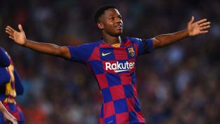 Barcelona wonderkid Ansu Fati could be set for a month away from the club if he is called up to represent Spain at the upcoming Under-17 World Cup. The...