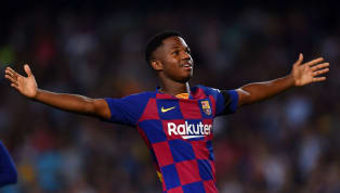 16-year-old Barcelona wonderkid Ansu Fati was a target for West Ham United in the summer, but the Hammers' move fell through after the teenager penned a new...