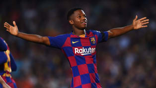 Barcelona youngster Ansu Fati was apparently only 'one document away' from signing for West Ham in the summer. The 17-year-old has since managed to break...