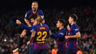 Chấm điểm dàn sao Barca sau khi hạ Villarreal 2-0: Tuyệt vời Pique!