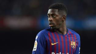 Ousmane Dembele Turns Up 2 Hours Late for Barcelona Training Amid Premier League Links