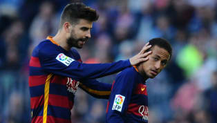 ​Barcelona defender Gerard Pique has spoken glowingly about Neymar amid the ongoing saga that could yet see the Paris Saint-Germain forward make a sensational...